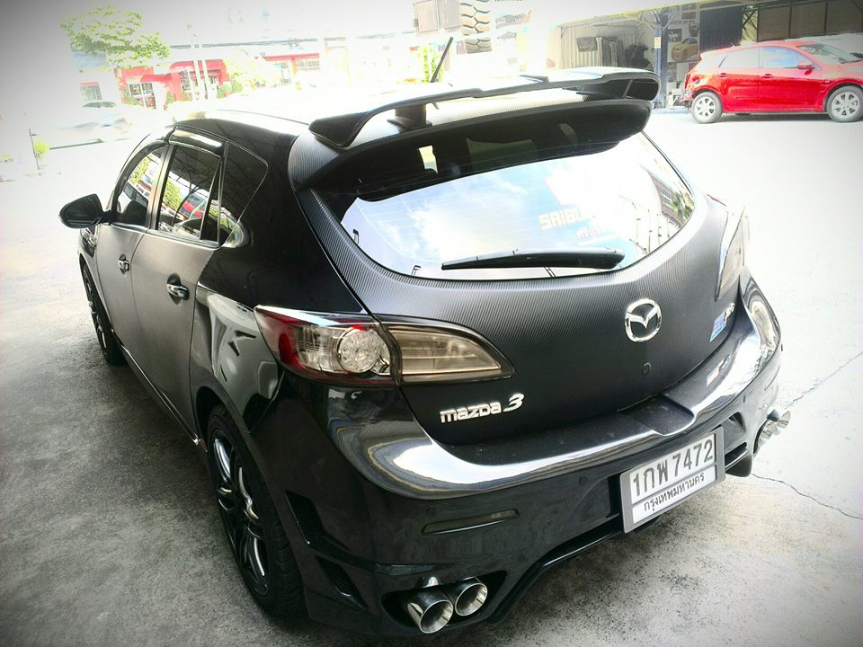 Rear Gt And Spoiler Thrilling 5 Price 20 000